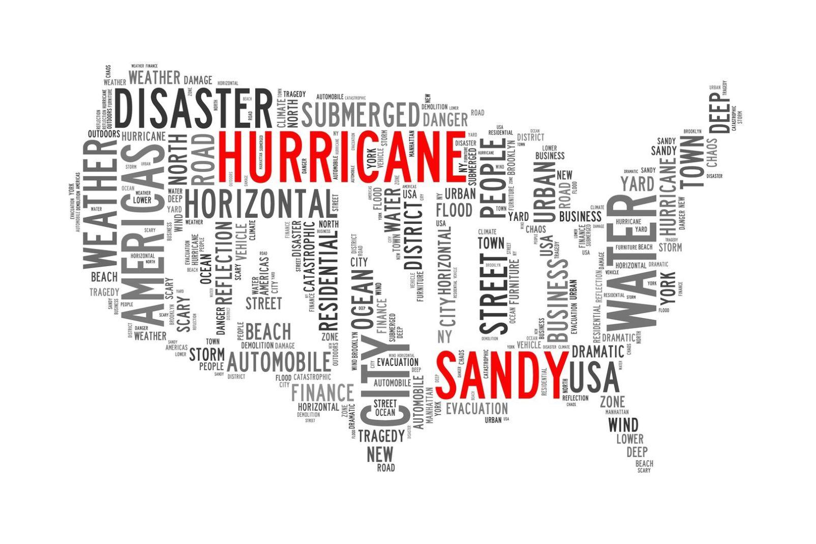 Hurricane Sandy on Social Media